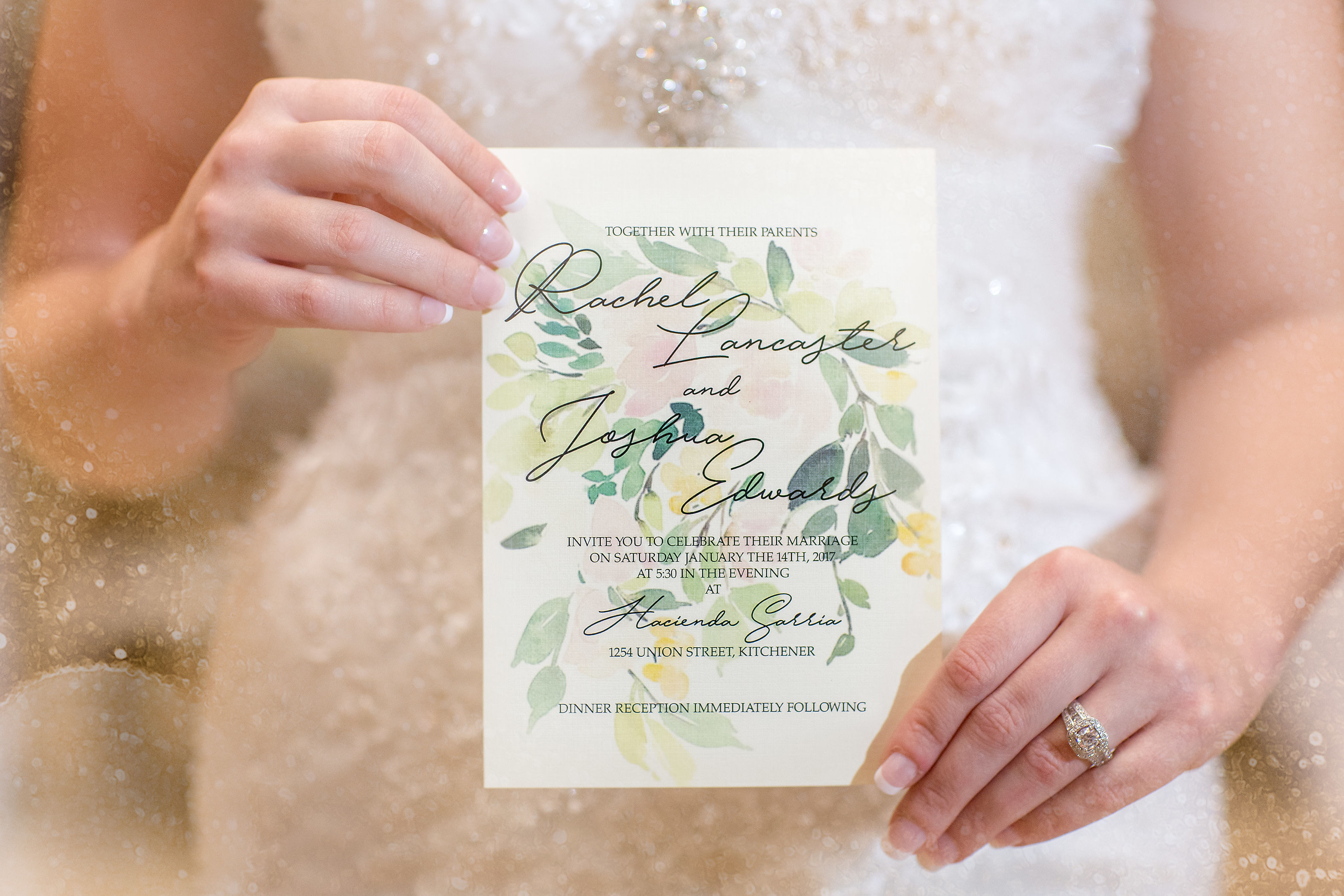 Kitchener Wedding Photographers - Hacienda Sarria Styled Shoot ...